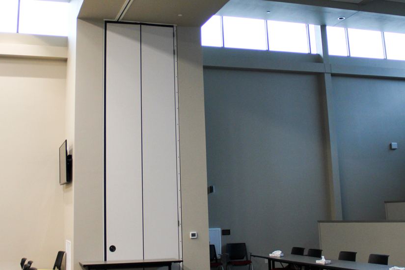 Hj martin son tate access flooring leader in quality - Folding partitions residential ...