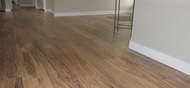 WHAT IS THE MAINTENANCE FOR LAMINATE FLOORING?
