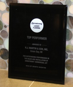 Armstrong LVT Award October 2015 cropped