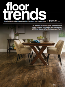 Floor Trends cover Nov 2015