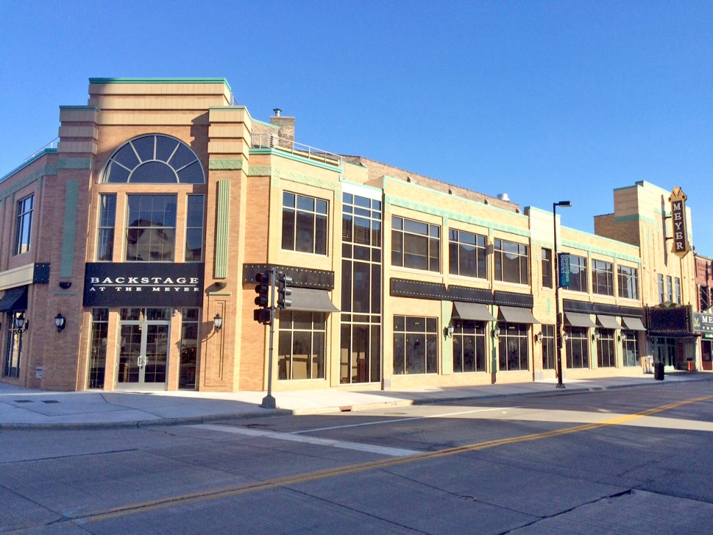 Backstage at the Meyer in downtown Green Bay opened its doors in July 2015