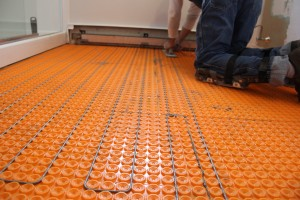 heated floor technology, H.J. Martin and Son