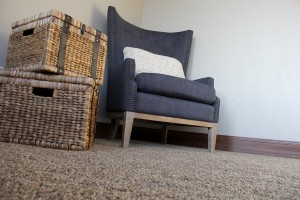 new carpet, H.J. Martin and Son