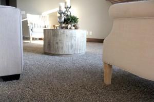 new living room carpet, H.J. Martin and Son