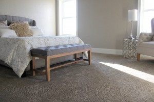 new bedroom carpet, H.J. Martin and Son