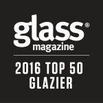 Glass Magazine 2016 Top 50 Logo