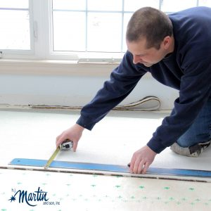 home installation, flooring, H.J. Martin and Son