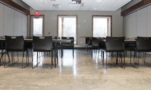 H.J. Martin and Son completed more than 6,000 square feet of Polished Concrete at Gordon Bubolz Nature Reserve over a one-week period.