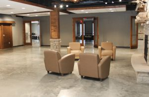 Polished Concrete has become a popular flooring choice for its superior durability, maintenance ease/cost and performance.