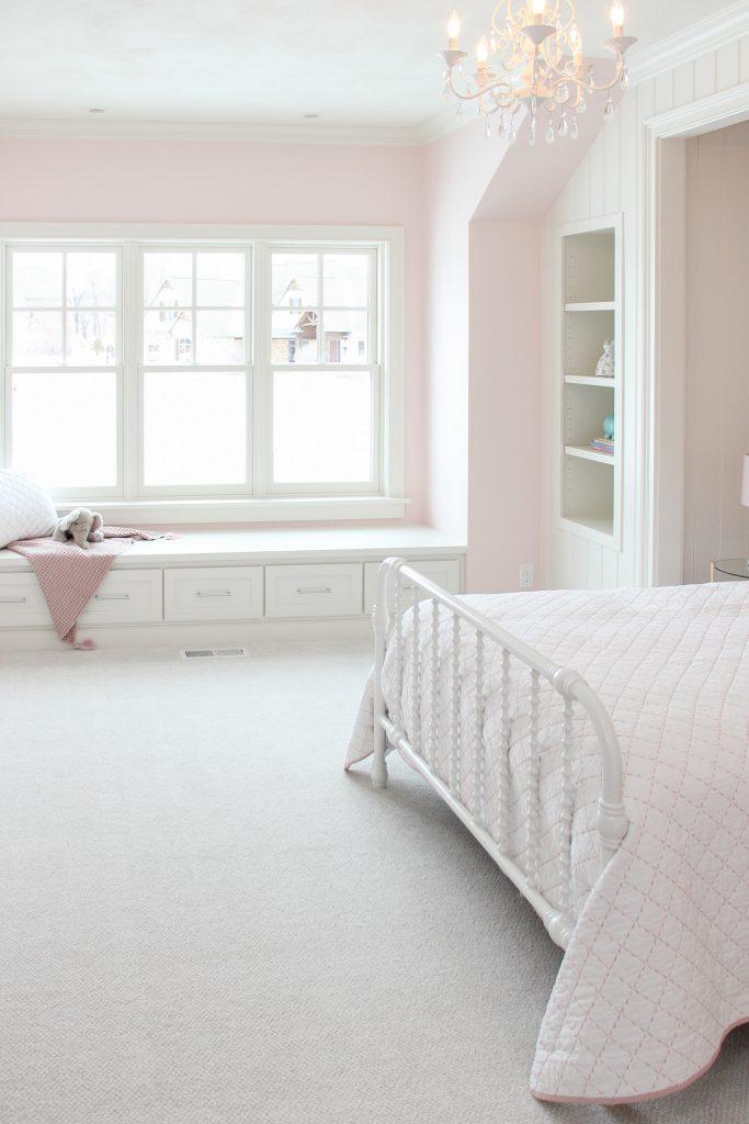 2018 showcase of homes, light gray carpet, girls bedroom, H.J. Martin and Son