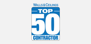 Walls & Ceilings Top 50 Contractors