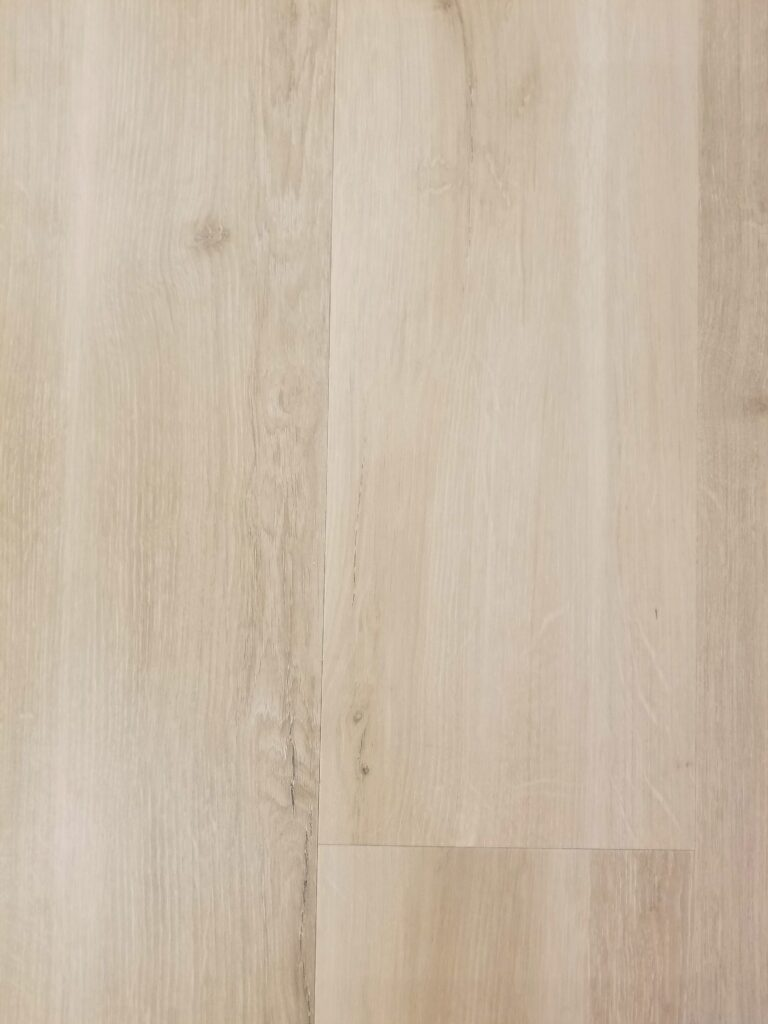 luxury vinyl plank wood look oak